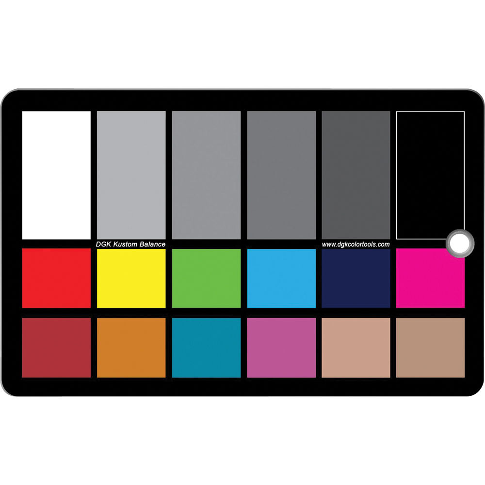 Dgk color tools wdkk waterproof color chart wdkk bh photo video dgk color tools wdkk waterproof color chart nvjuhfo Image collections