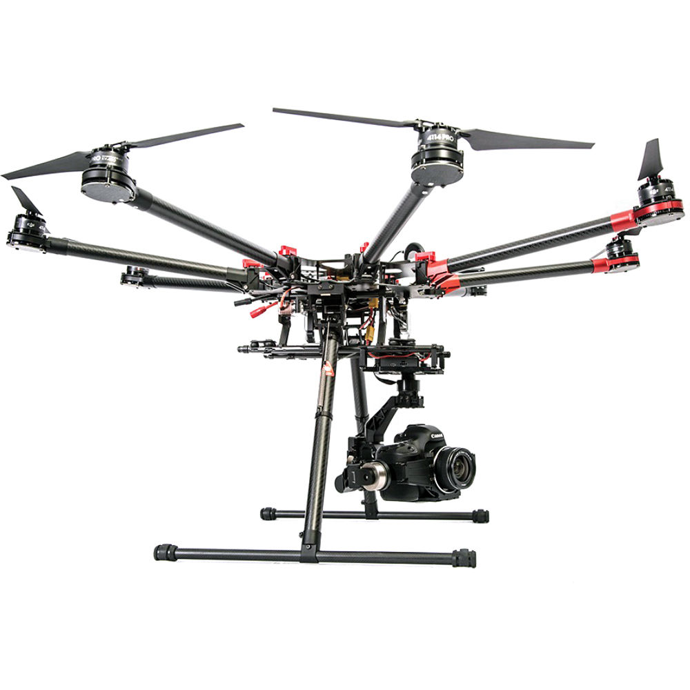 dji spreading wings s1000 premium octocopter w   cb sb