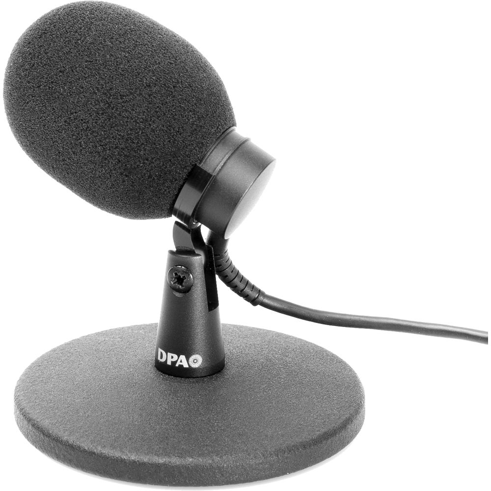 Dpa Microphones T Supercardioid Table Kit T B H