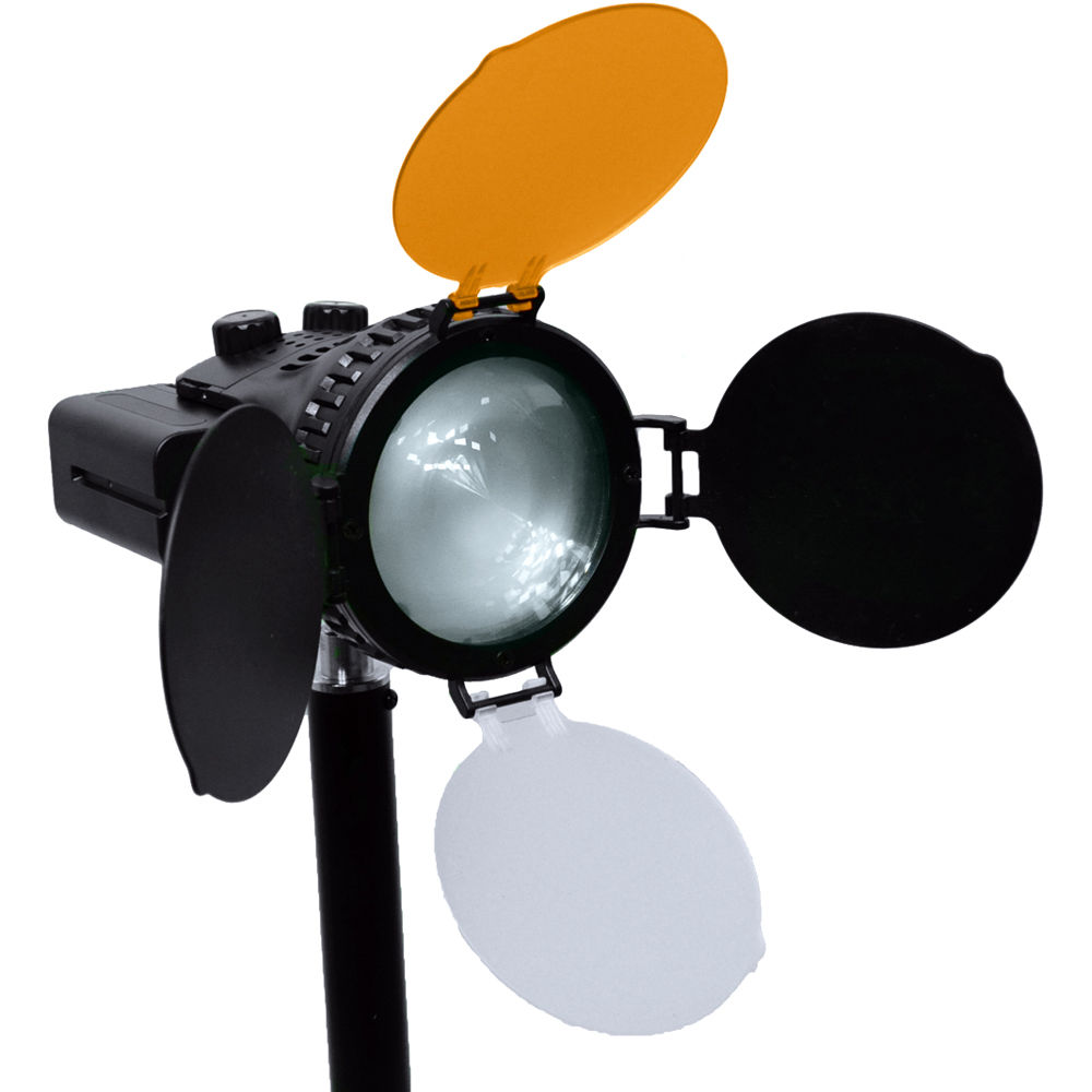 Dracast LED1500 Bi-Color LED Fresnel with Wi-Fi DRWF-FL-1500B