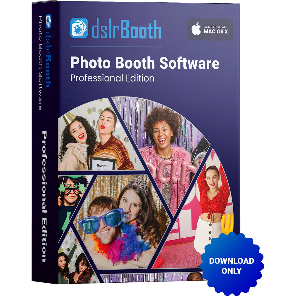 dslrbooth professional mac edition photo booth software download