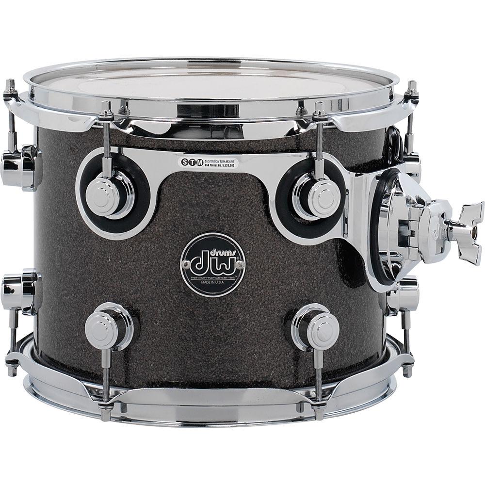 dw drums performance series 8 x 10 rack drpf0810stps. Black Bedroom Furniture Sets. Home Design Ideas