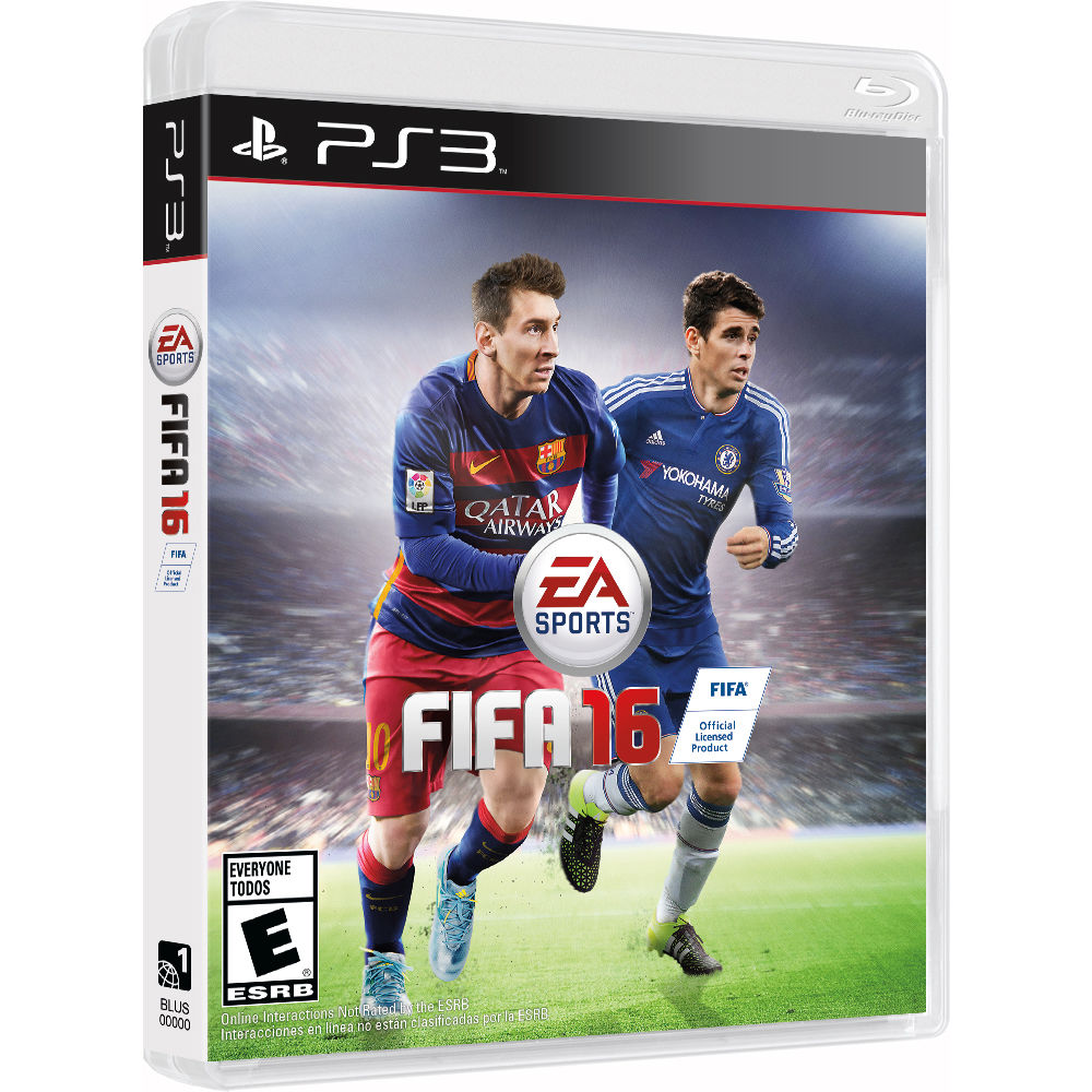 electronic arts fifa 16 ps3 36933 b h photo video. Black Bedroom Furniture Sets. Home Design Ideas