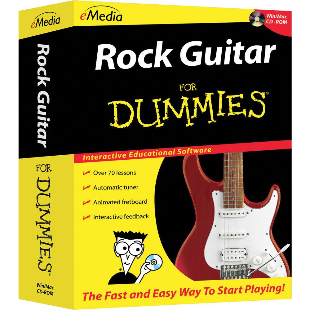 Sonic guys |: rock guitar for dummies [win download].