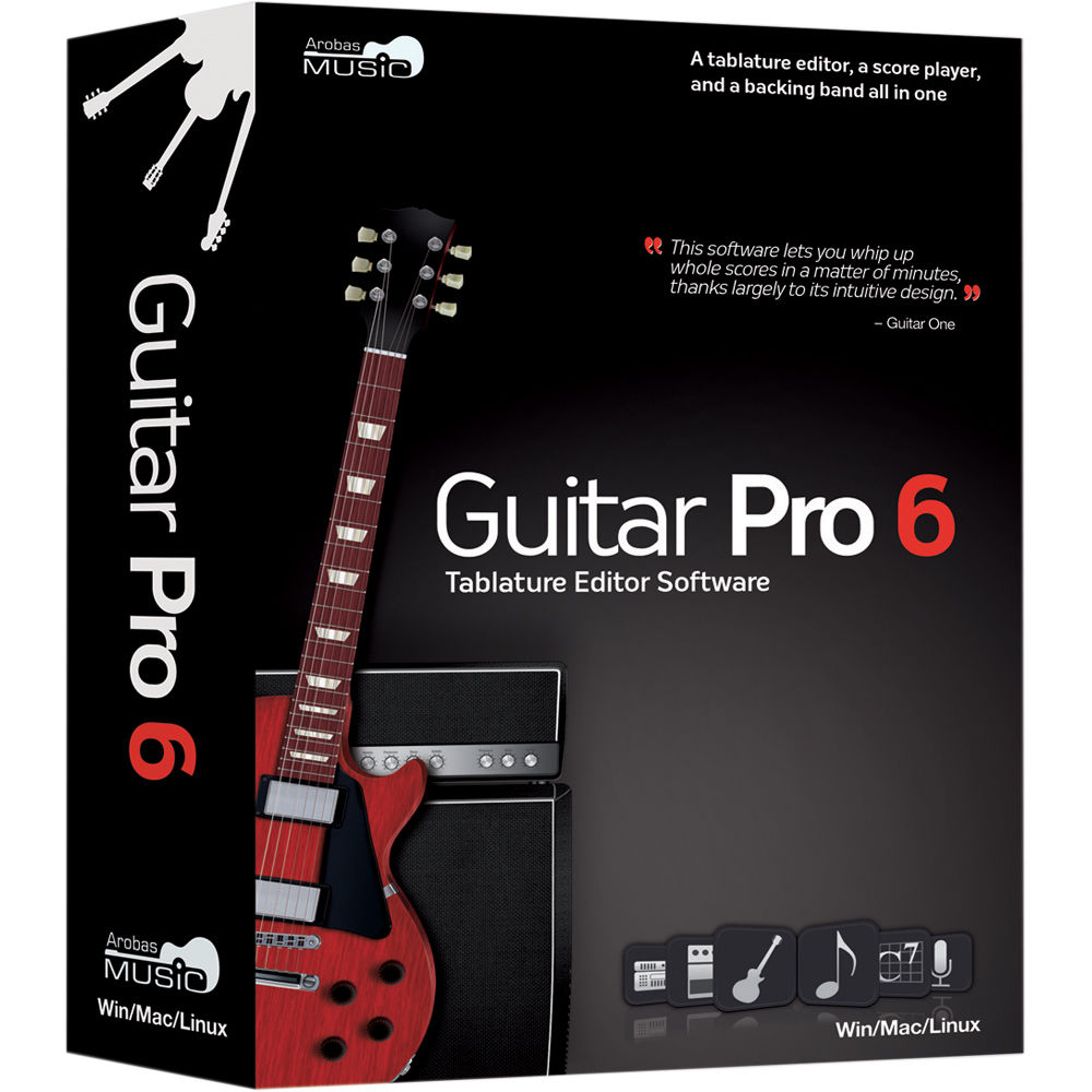 Software to create guitar tabs [2018 Guide]
