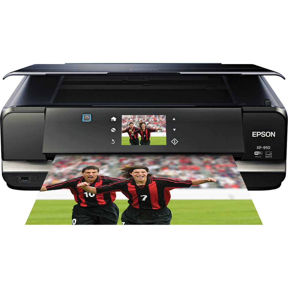 Epson XP-950 Printer Driver UPDATE