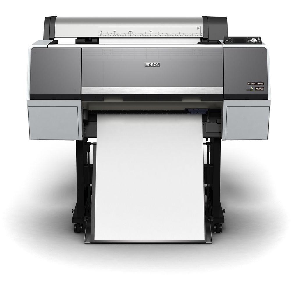 Epson SureColor P6000 24 Large Format Inkjet Printer