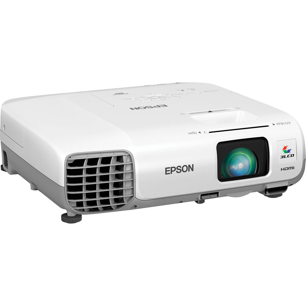 epson powerlite 965 xga 3lcd projector v11h583020 b h photo rh bhphotovideo com Epson 3010 Projector Mount epson 3020 projector review