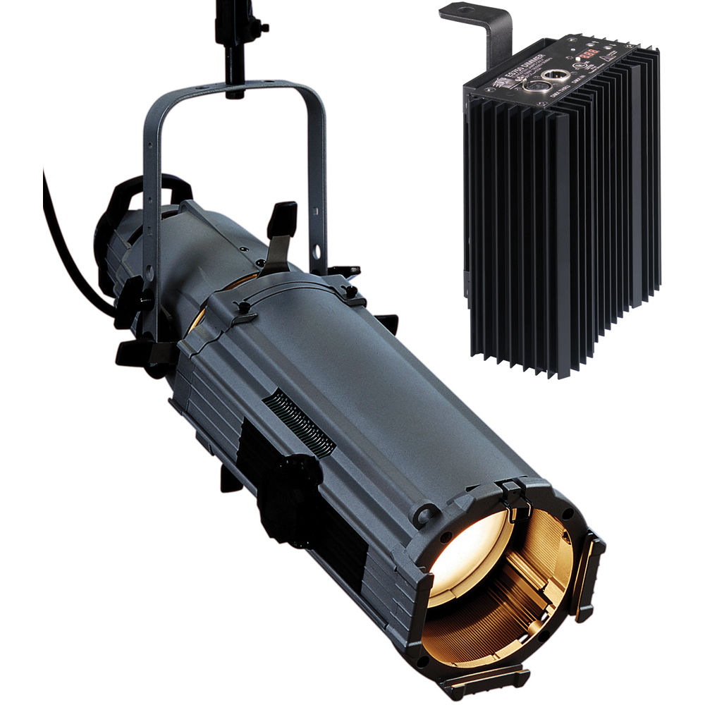 ETC Source Four Zoom 15-30 Ellipsoidal Lighting Fixture with Dimmer (Edison Connector  sc 1 st  Bu0026H & ETC Source Four Zoom 15-30 Ellipsoidal Lighting 7060A1702-A Bu0026H