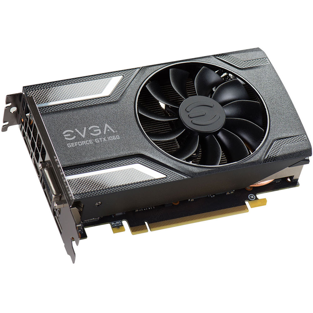 EVGA GeForce GTX 1060 SC GAMING Graphics Card