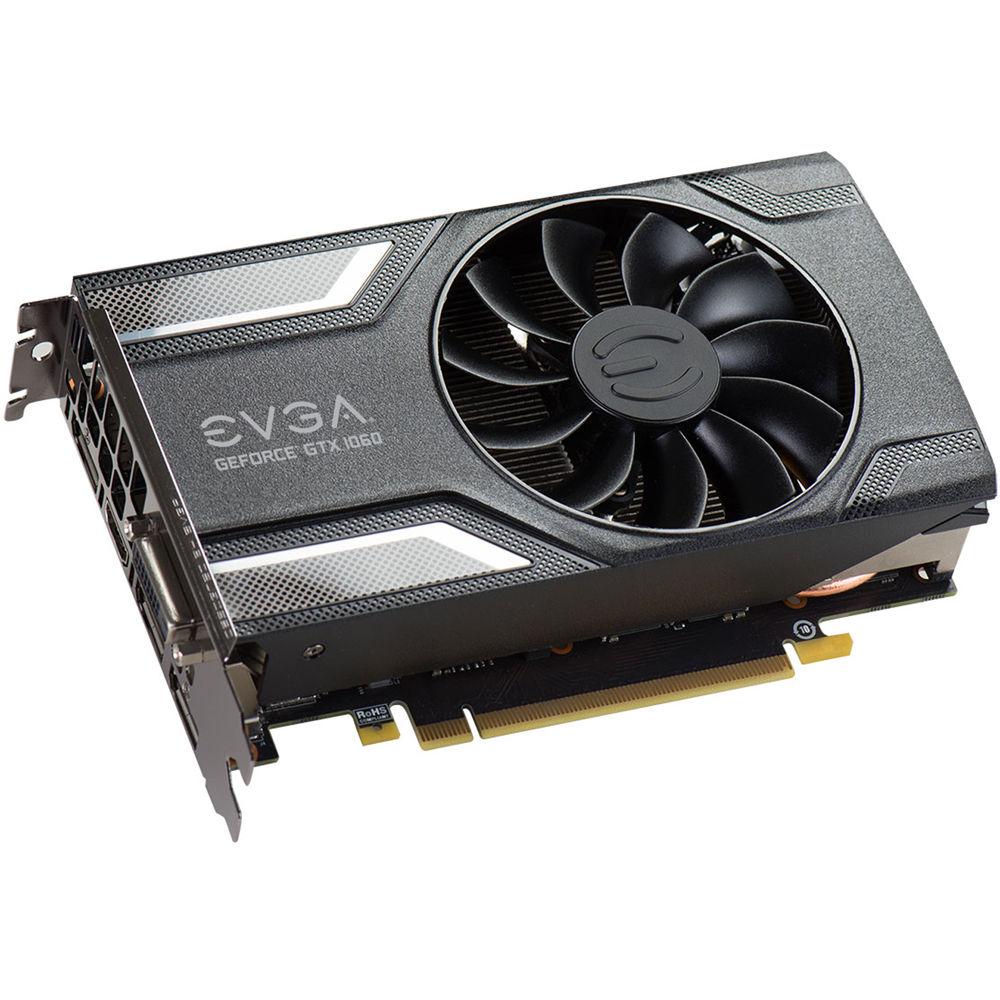 used evga geforce gtx 1060 sc gaming graphics card