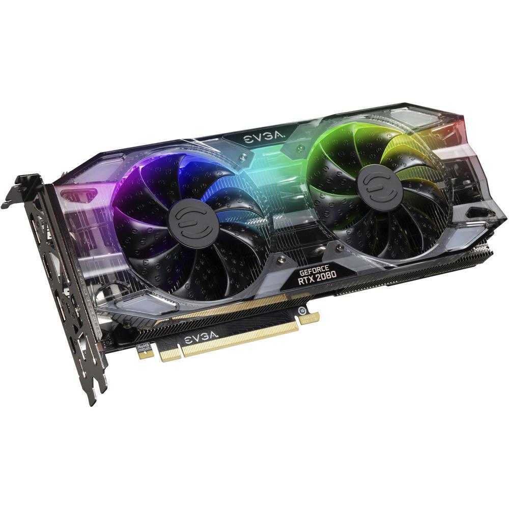 EVGA GeForce RTX 2080 XC GAMING Graphics Card