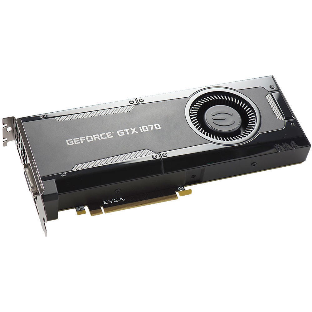 EVGA GeForce GTX 1070 GAMING Graphics Card 08G-P4-5170-KR B&H
