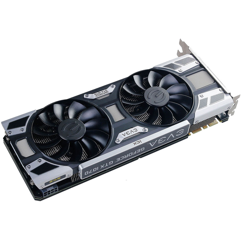 EVGA GeForce GTX 1070 SC2 GAMING Graphics Card