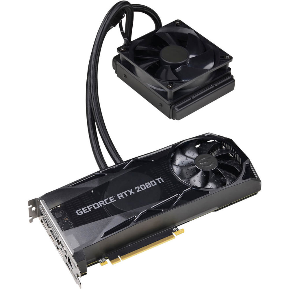 EVGA GeForce RTX 2080 Ti XC HYBRID GAMING Graphics Card