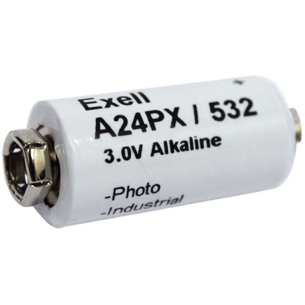 Exell Battery A24px 3v Alkaline Bh Photo Video How To Make A Simple Dry Cell Charger Circuit