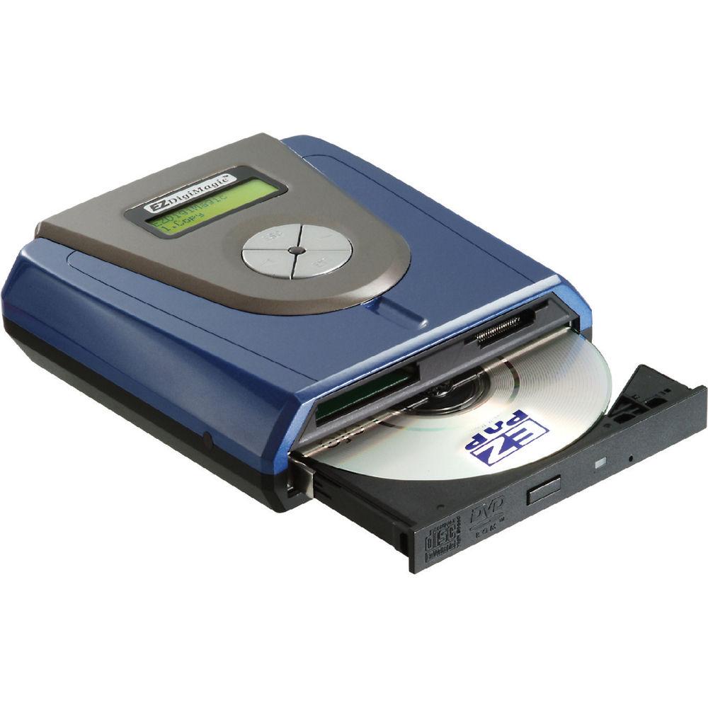 EZPnP Technologies DM220-C24 Portable CD Burner DM220-C24 B&H