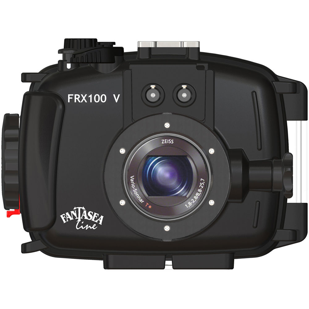 Fantasea Line Frx100 V Underwater Housing For Sony 1507 Bh Compact Camera Dsc Rx100 M4 Cyber Shot Iii Iv Not Included