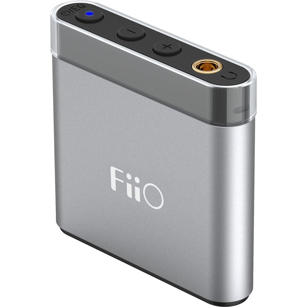 fiio a1 portable headphone amp silver a1 b h photo video. Black Bedroom Furniture Sets. Home Design Ideas