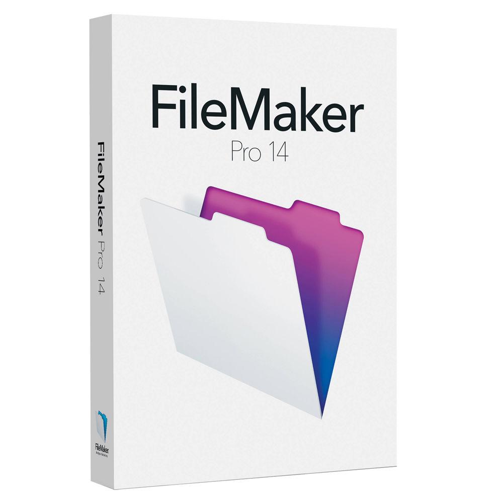 filemaker pro advanced 14 full download
