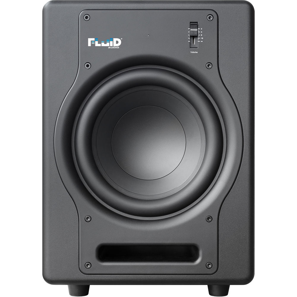 fluid audio f8s 200w 8 active studio reference. Black Bedroom Furniture Sets. Home Design Ideas