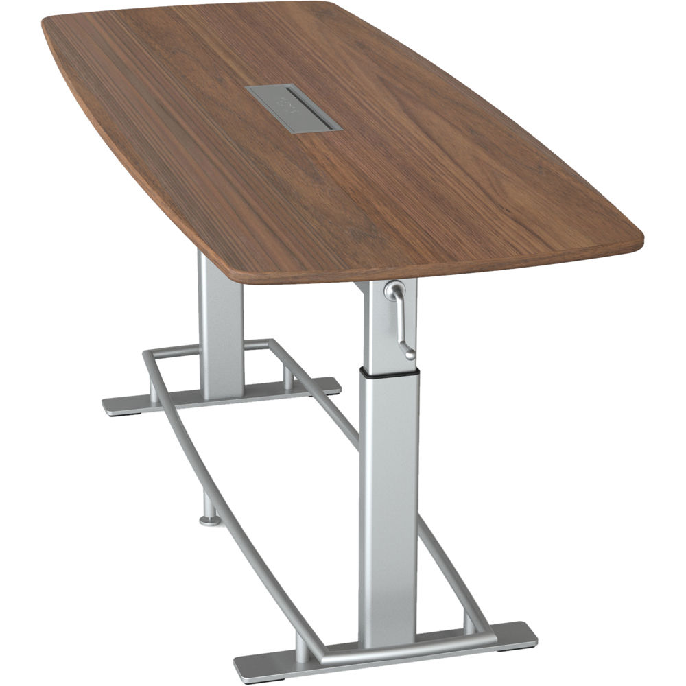 Focal Upright Furniture Confluence FBTWA BH Photo - Standing height conference table