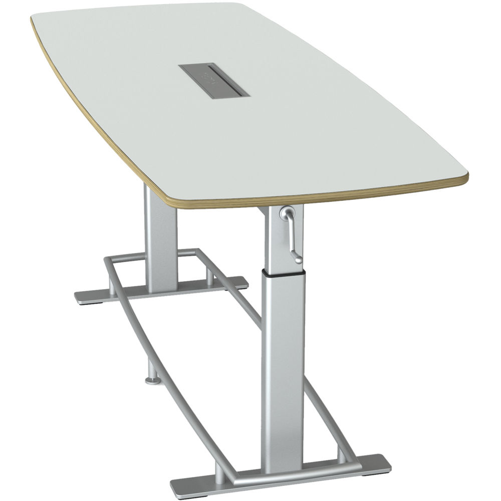 Focal Upright Furniture Confluence FBTWH BH Photo - Height of a conference table