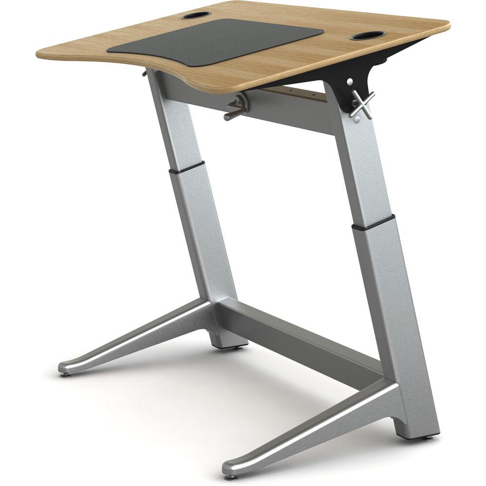 Focal Upright Furniture Locus Standing Desk Fsd 1000 Oa B H