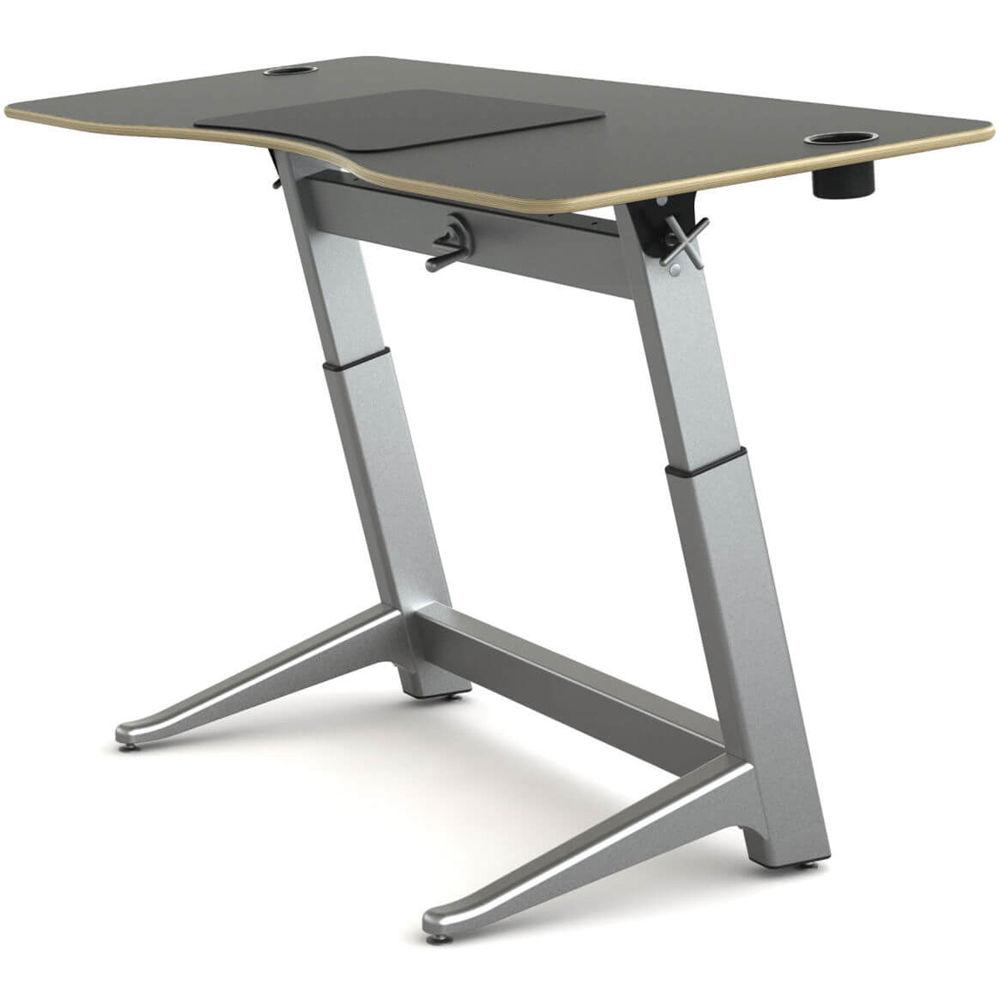 Focal Upright Furniture Locus Standing Desk Fsd 6000 Bk B H