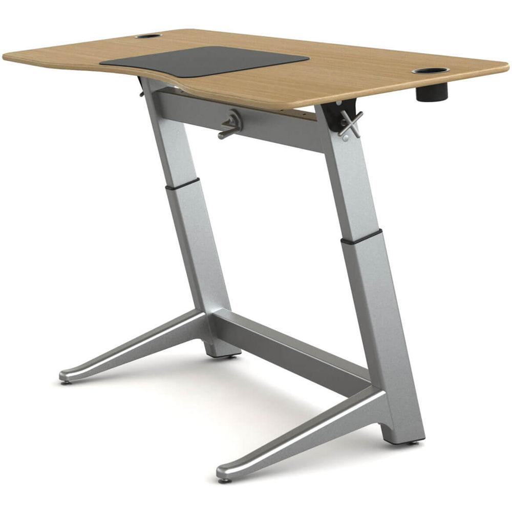 Focal Upright Furniture Locus Standing Desk Fsd 6000 Oa B H