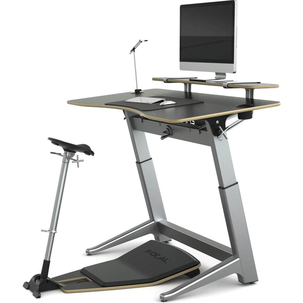 Focal upright furniture locus bundle pro lbn 5500 bk bk nb b h for Locus seat and desk