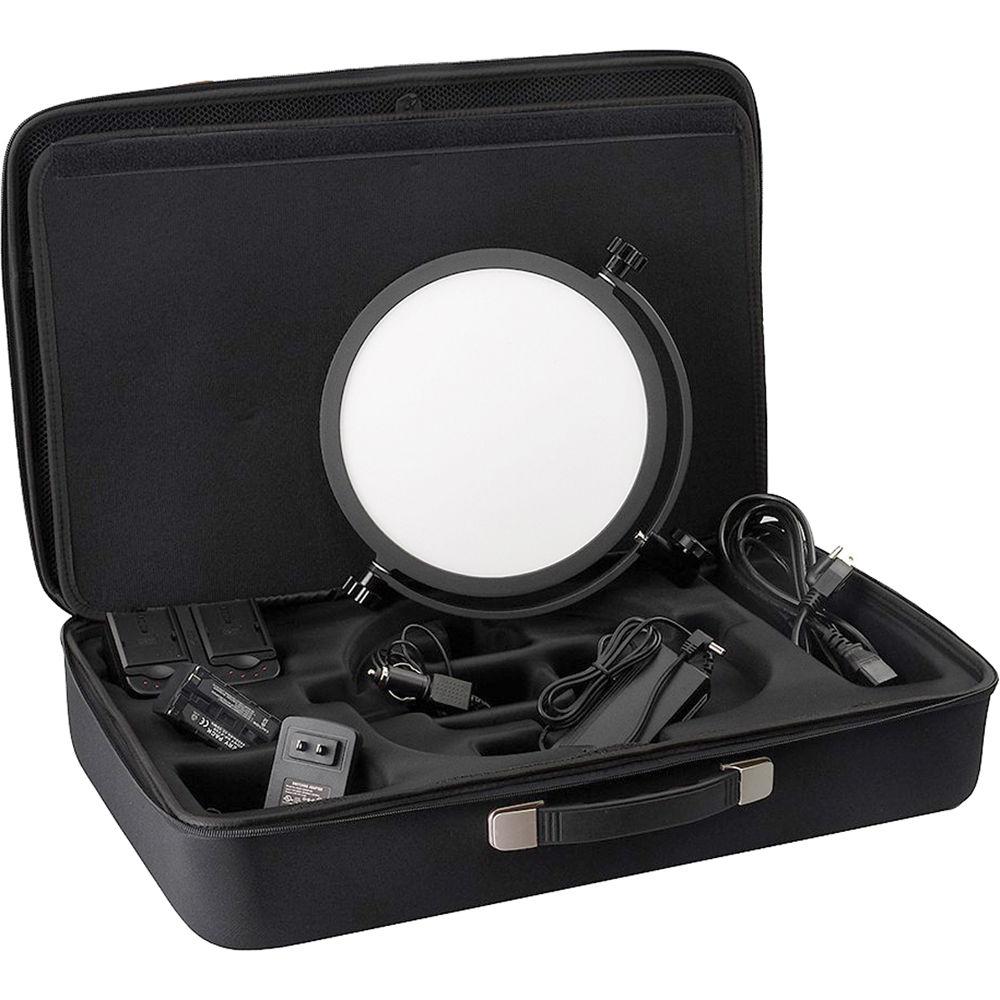 FotodioX Pro FlapJack LED Edge Light C-300R Kit LED-C-300R B&H