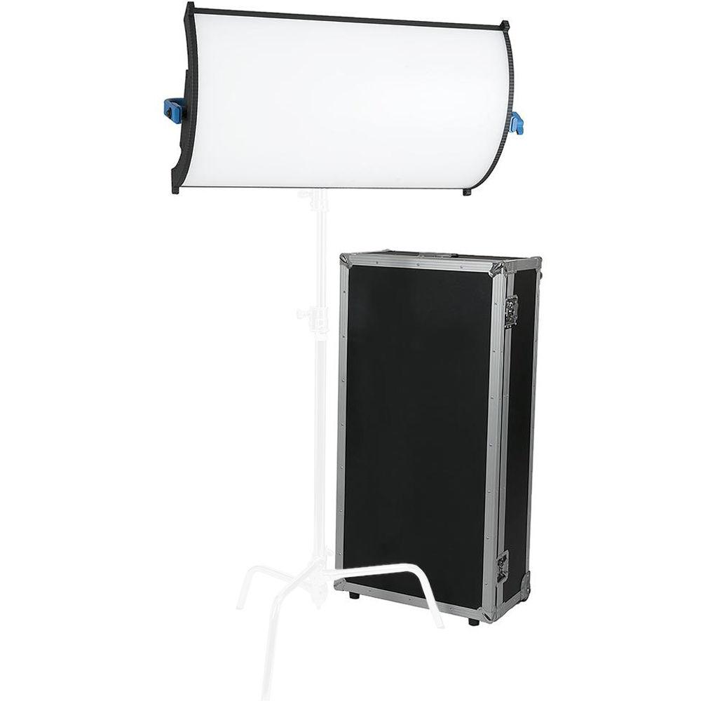 e4fa40a4601 FotodioX Pro FACTOR Radius3 3x2  Curved Bi-Color Dimmable LED Studio Light