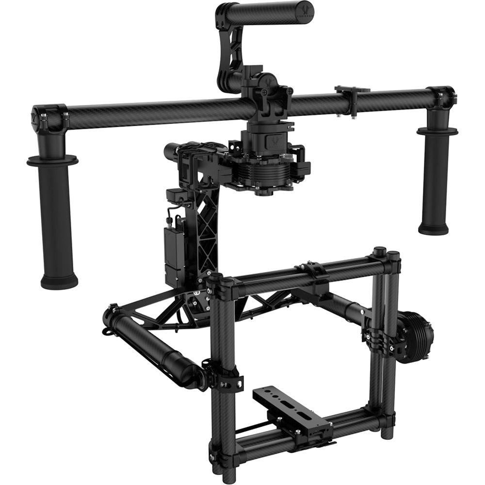 Light Stand Gimbal: FREEFLY MOVI M15 3-Axis Motorized Gimbal Stabilizer 950-00028