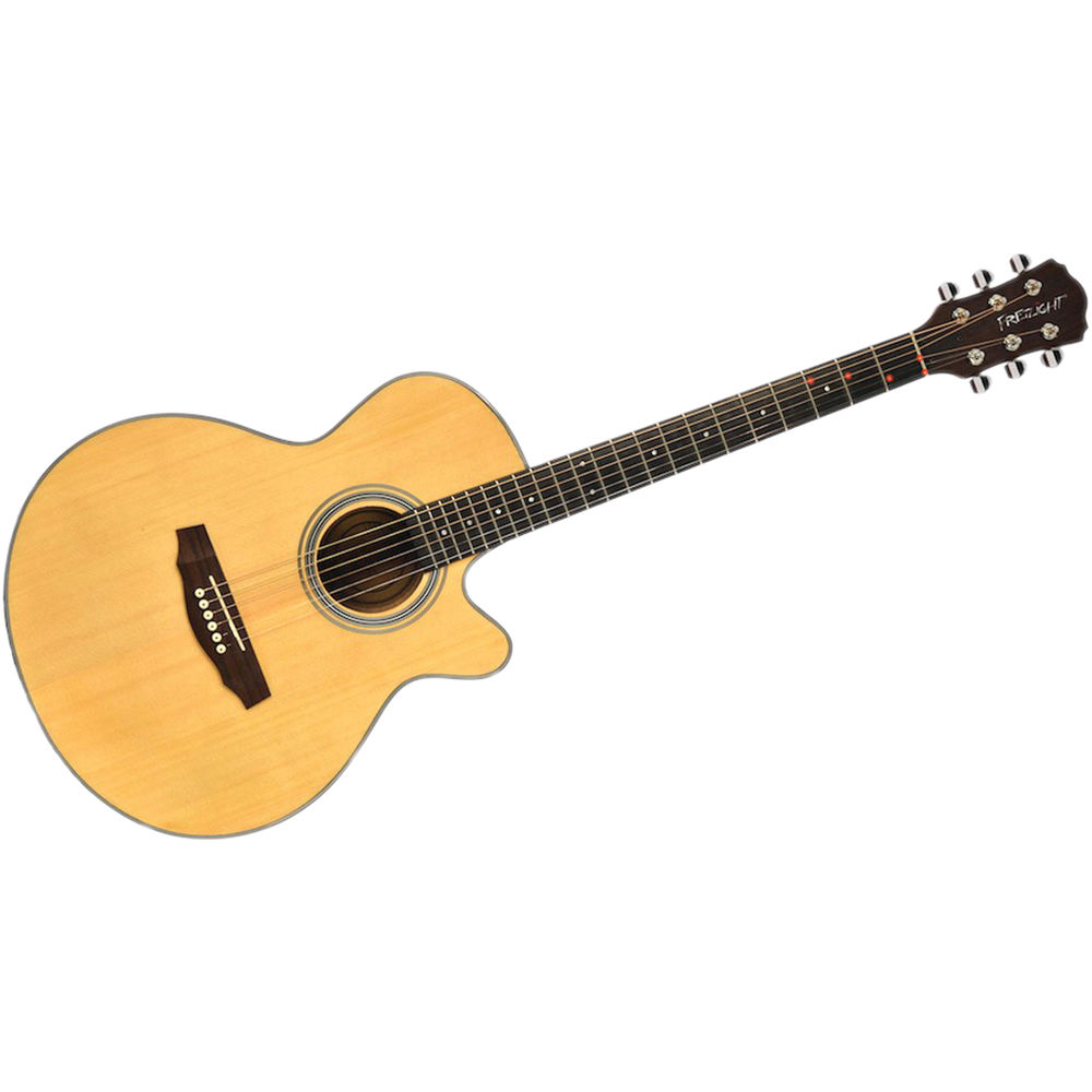 Fretlight 5 Acoustic Guitar F5acrha Bh Photo Video Modify Into The Electric On Fm Wireless Transmitter
