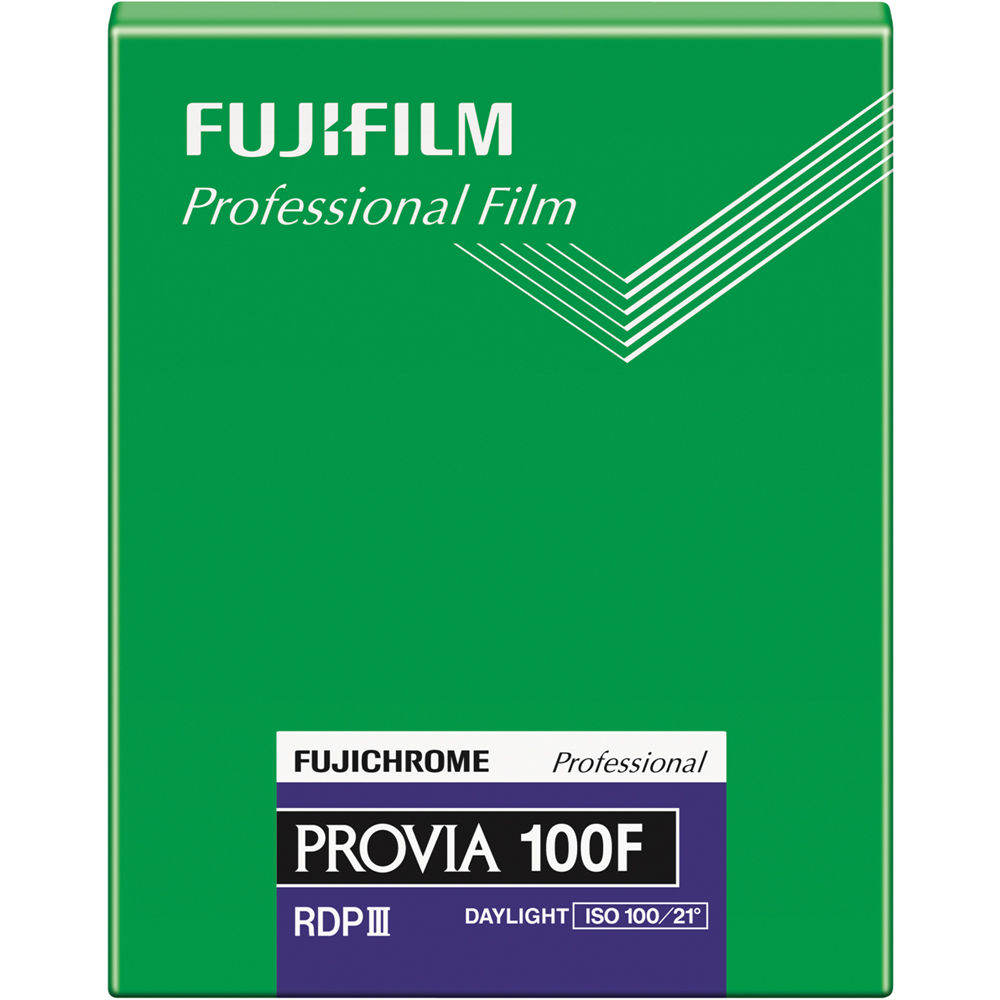 Fujifilm fujichrome provia 100f professional rdp iii 16326133 for What is provia