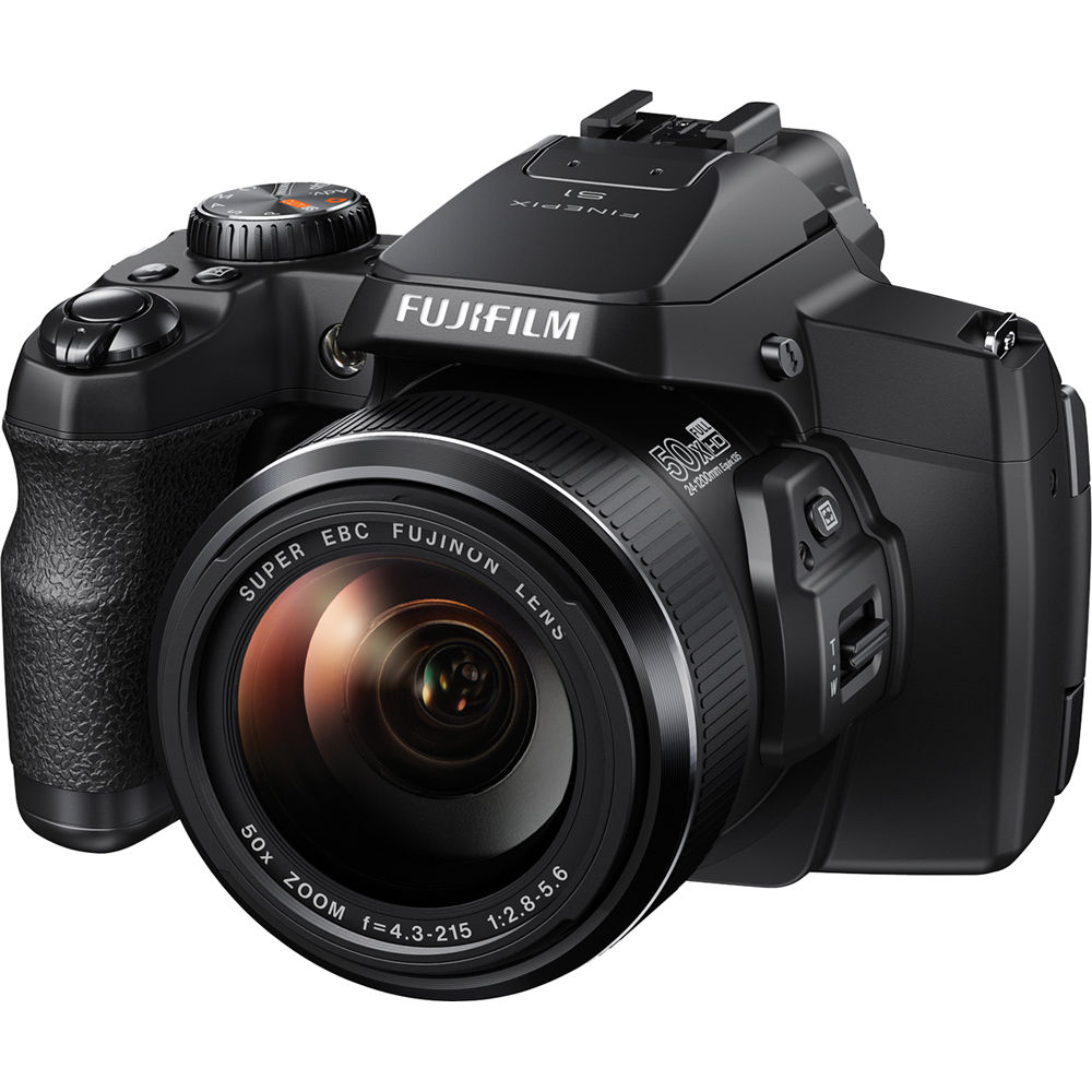 Fuji Digital Cameras: Fujifilm FinePix S1 Digital Camera 16408967 B&H Photo Video