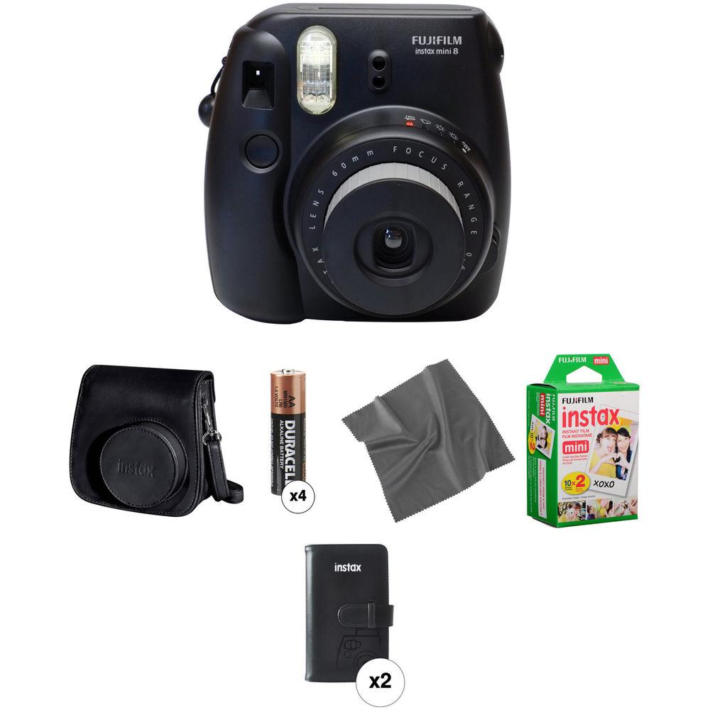 how to fix a instax mini 8 camera