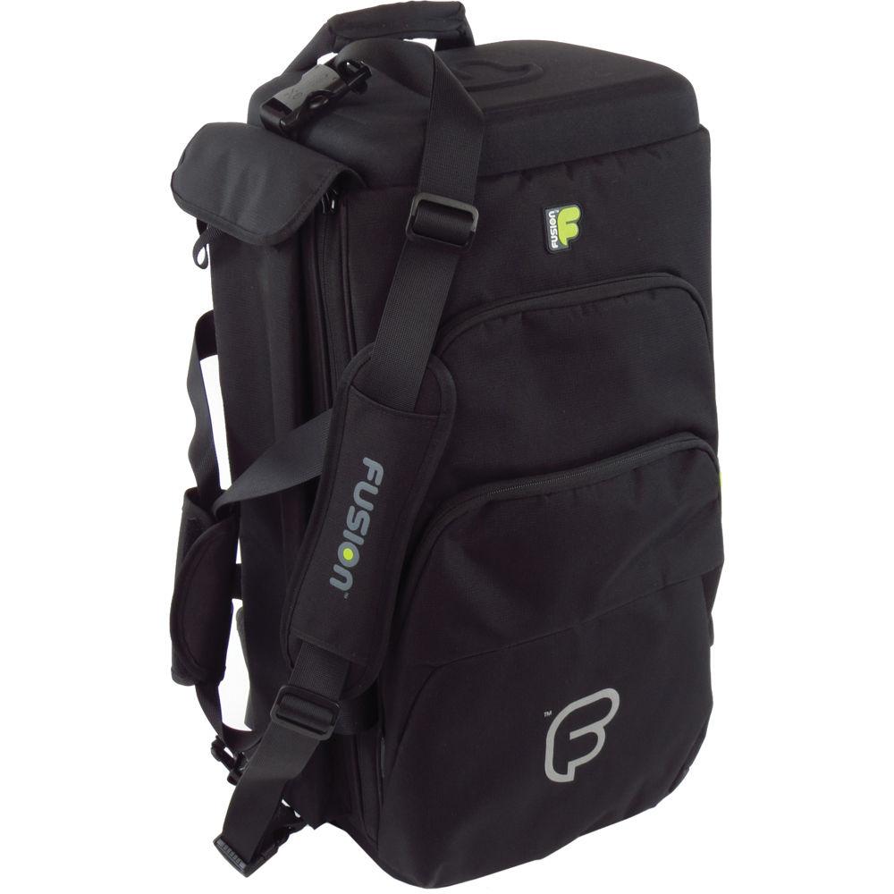 Fusion Bags Ub 04 Bk Triple Trumpet Gig Bag