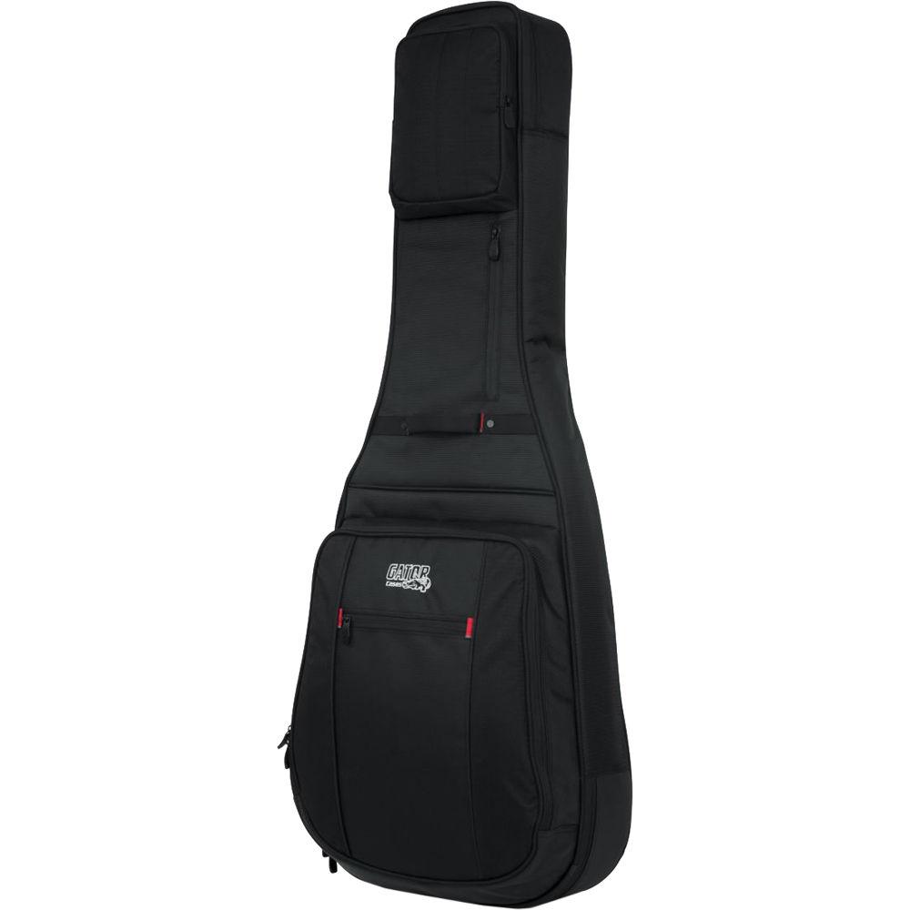 d40e494deaa Gator Cases Pro-Go Series Gig Bag with Backpack Straps for 335 / Flying V