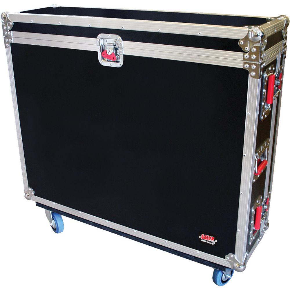 Gator cases g tour ata wood flight case g tour x32 arm1 b h for Consul use cases