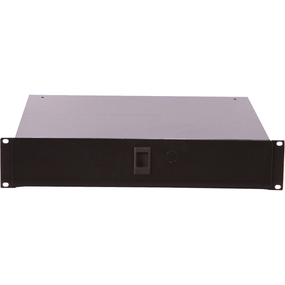 Gator Cases Rackworks 2 Ru Microphone Rack Drawer