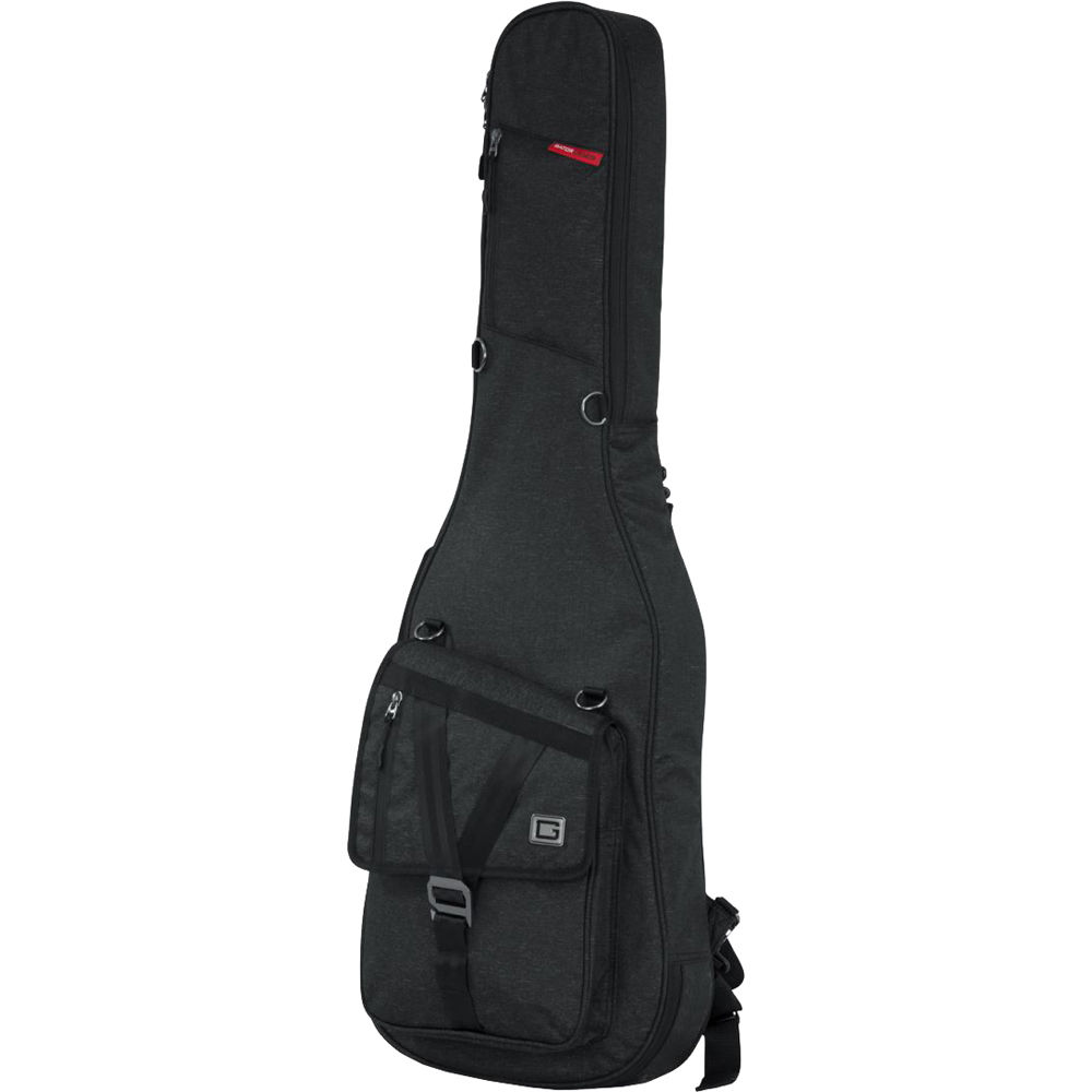 Gator Cases Transit Series Gig Bag For Electric Guitar Charcoal Black