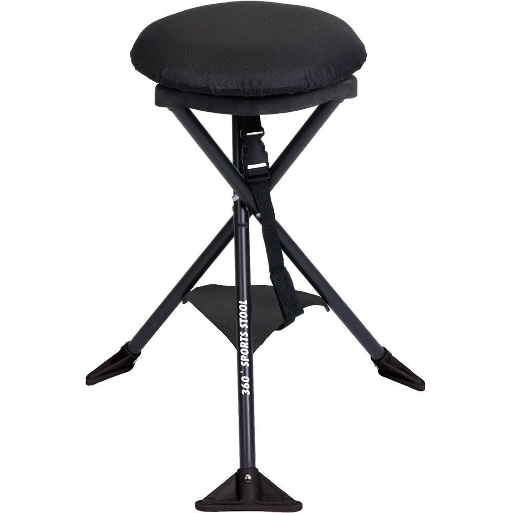Gci Outdoor 360 176 Sports Stool Black 17210 B Amp H Photo Video