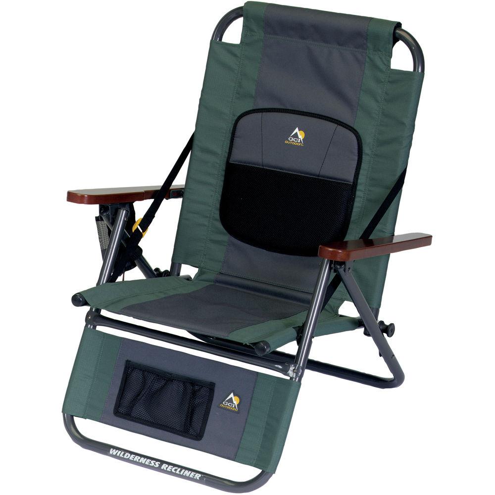 GCI Outdoor Wilderness Recliner Hunter Green