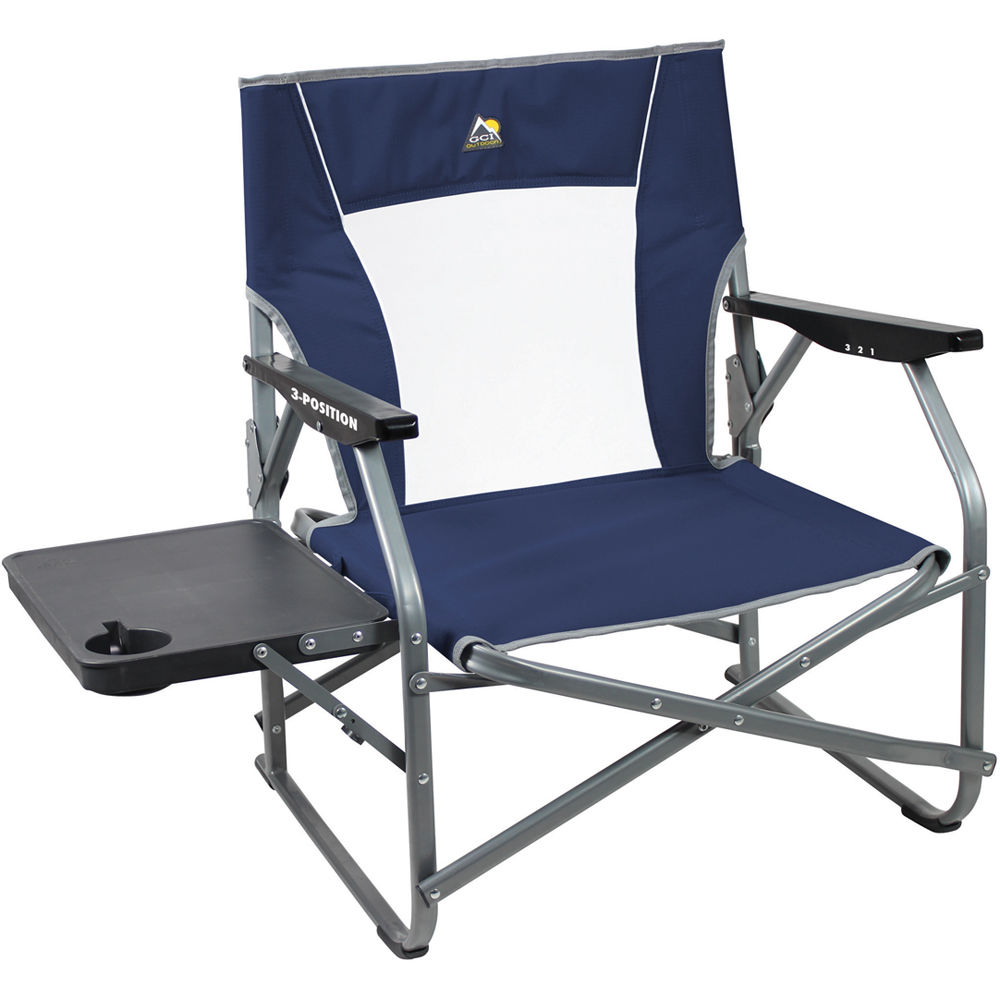 GCI Outdoor 3 Position Event Chair Indigo Blue B&H