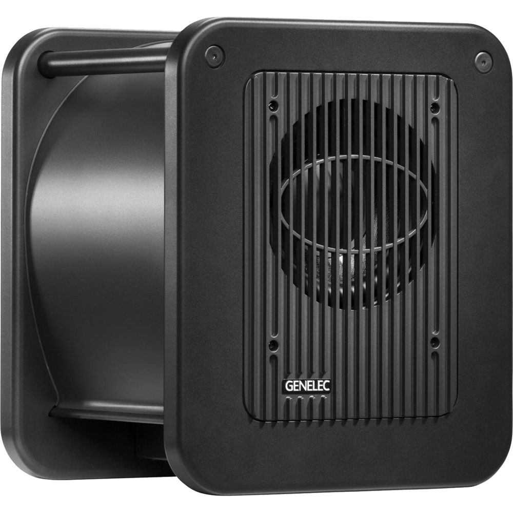Genelec 7350a Sam 150w 8 Series Studio 7350apm Bh Subwoofer Filter Crossover 11 90 Hz Frequency Circuit Free Picture