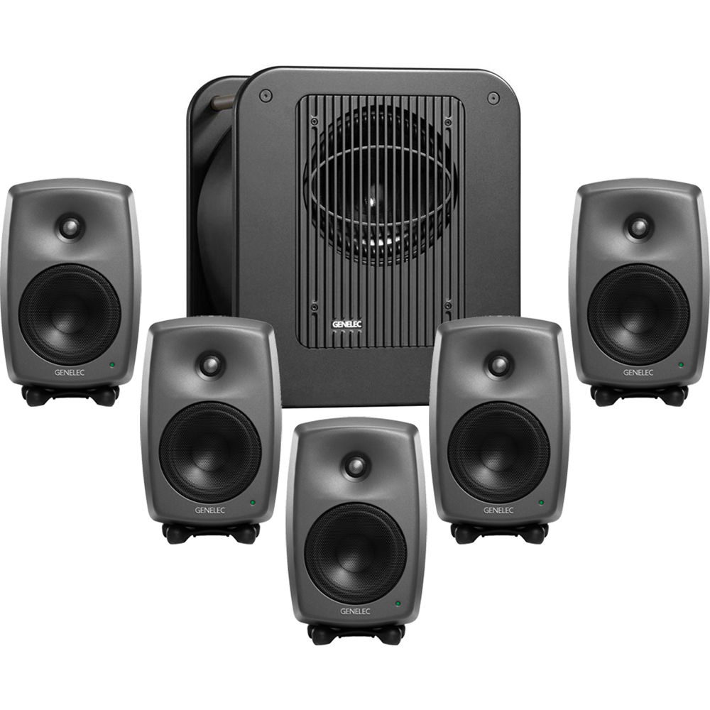 Genelec 8330 51 Surround Sound System 8330lse Sam Bh Loudspeaker Crossover Network Speaker Protection Circuit With 7360apm Subwoofer