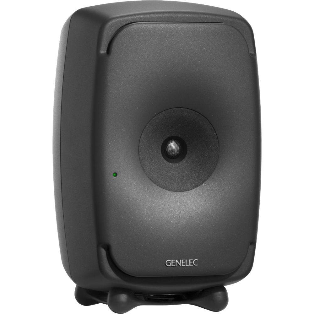 genelec 8351a 3 way 360w active studio monitor dark gray. Black Bedroom Furniture Sets. Home Design Ideas