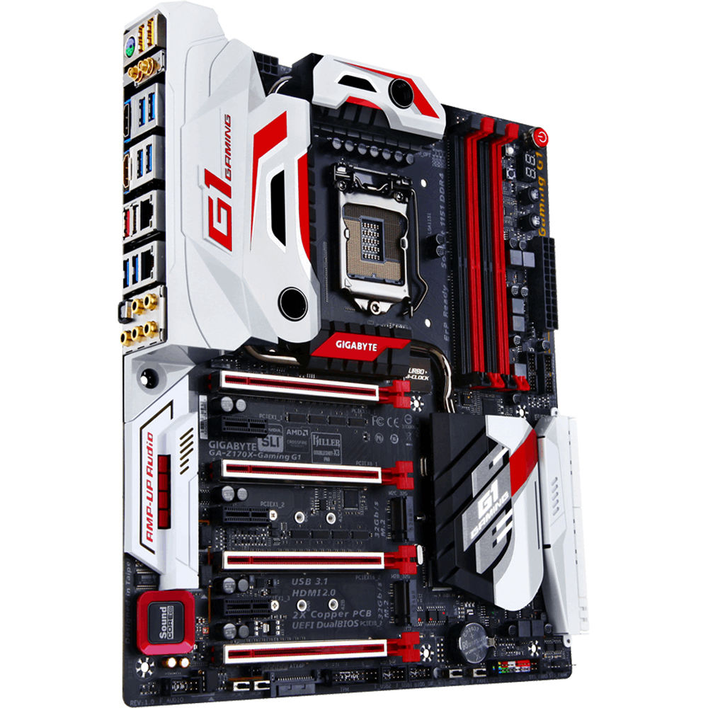 Gigabyte GA-Z170X-Gaming 3-EU Creative Audio Treiber Windows XP